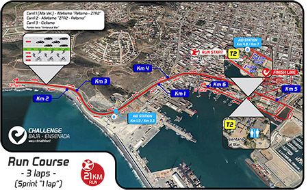 Run Course Challenge Baja 113K
